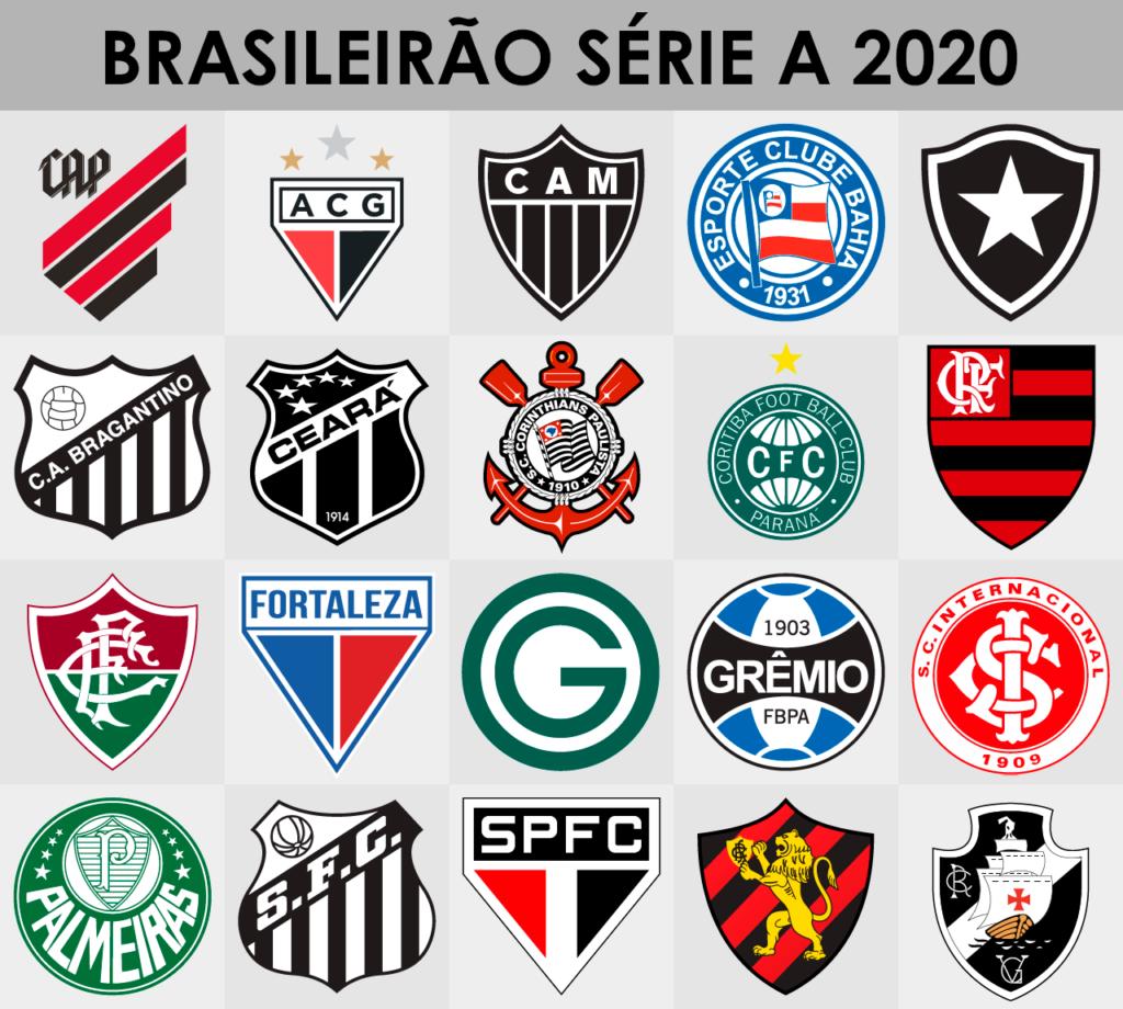 Cbf Divulga Nova Tabela Da Serie A Do Brasileirao Brasil123