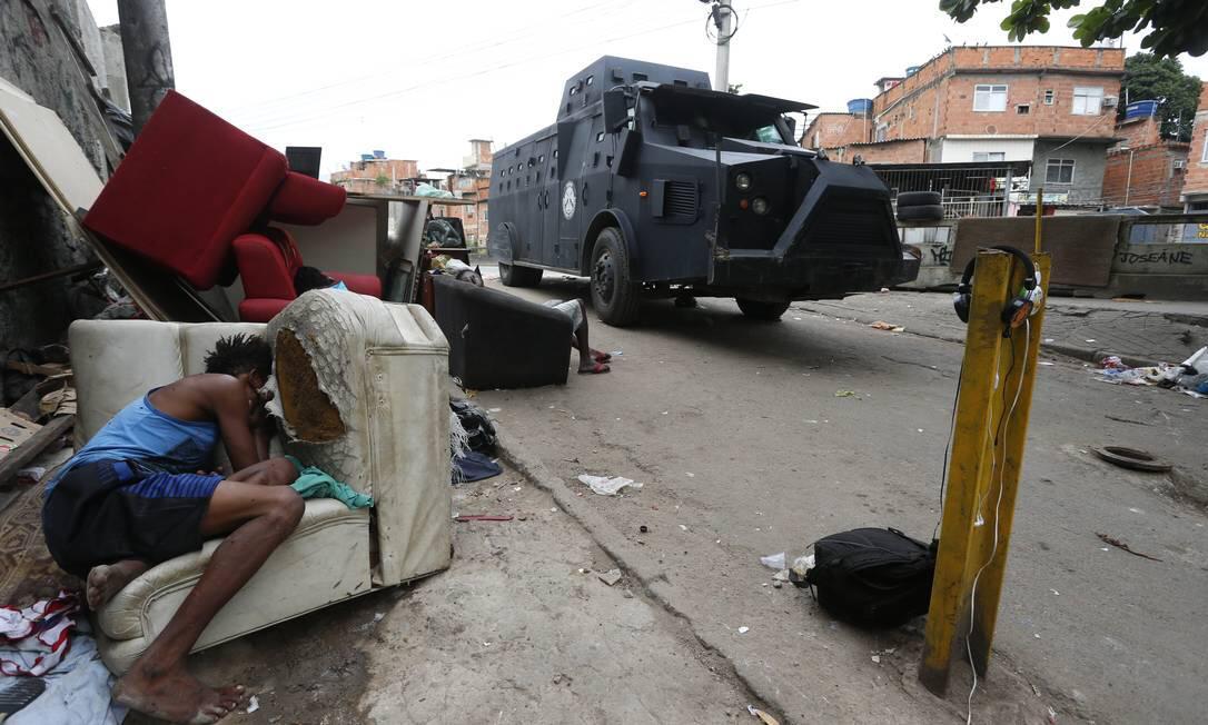 Massacre em Jacarezinho, no Rio, é o mais letal da história - Brasil123